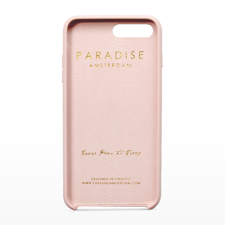 Faded Pink Essentials Collection case Paradise Amsterdam