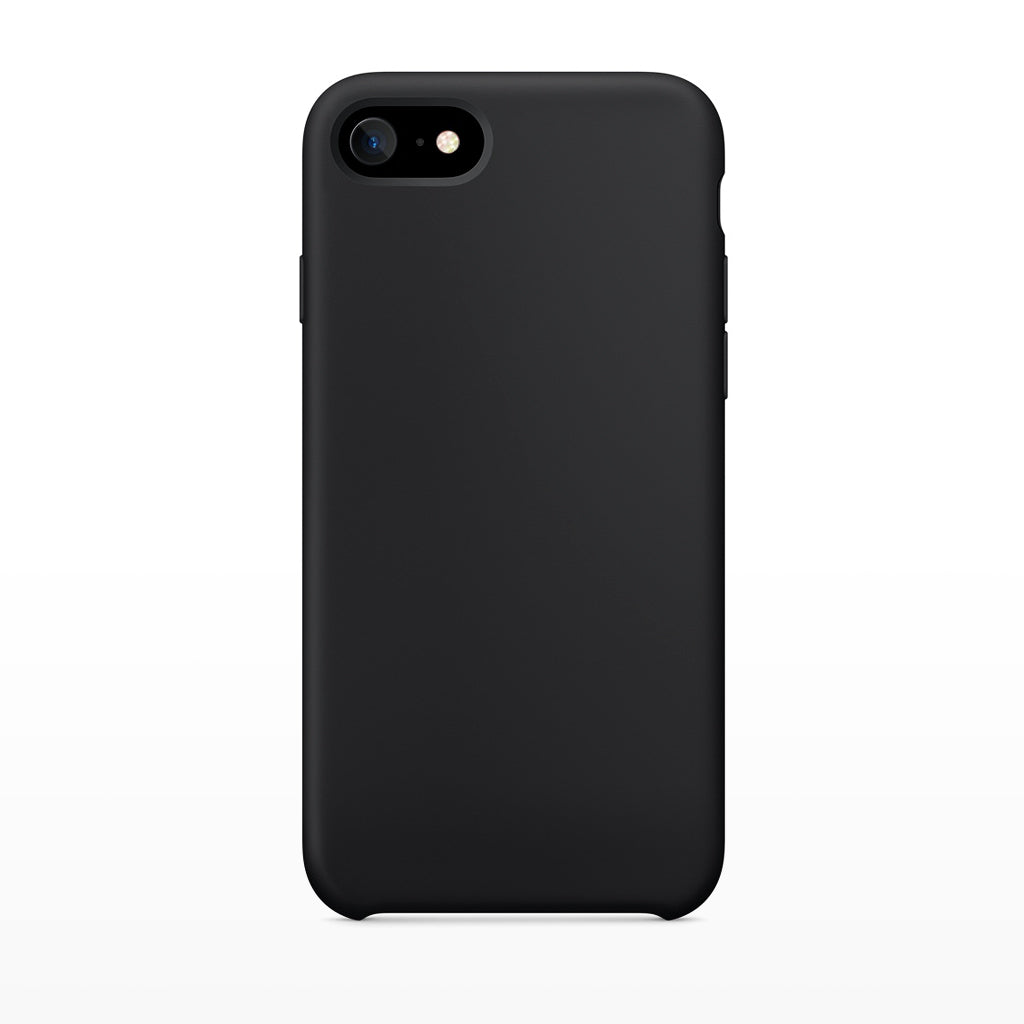 Midnight Black Essentials Collection case Paradise Amsterdam iPhone 7 8