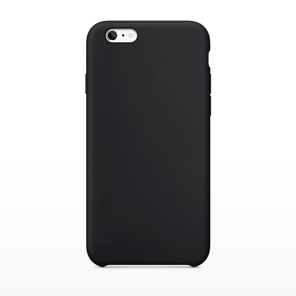 Midnight Black Essentials Collection case Paradise Amsterdam iPhone 6 s
