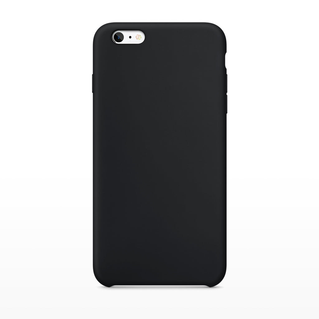 Midnight Black Essentials Collection case Paradise Amsterdam iPhone 6 s Plus