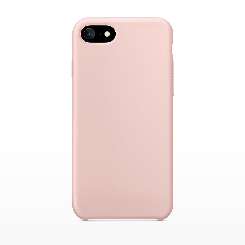 Faded Pink Essentials Collection case Paradise Amsterdam iPhone 7 8