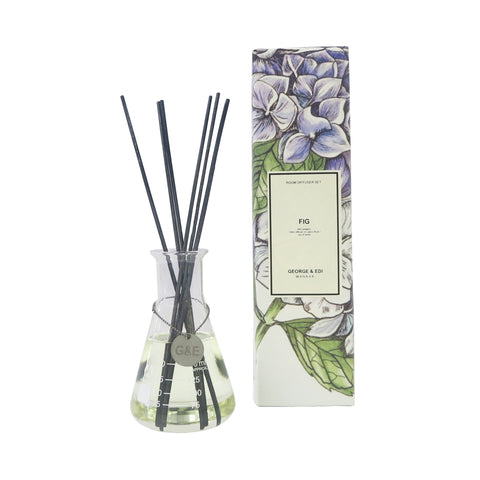 George & Edi Room  Diffuser Set -French Pear