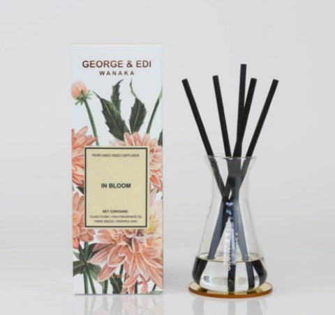 George & Edi Room  Diffuser Set - In Bloom
