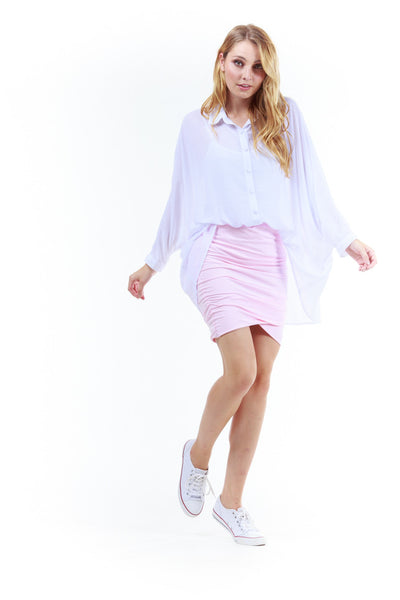 Pretty Basic Meow Skirt Short - Variety of sizes and colours