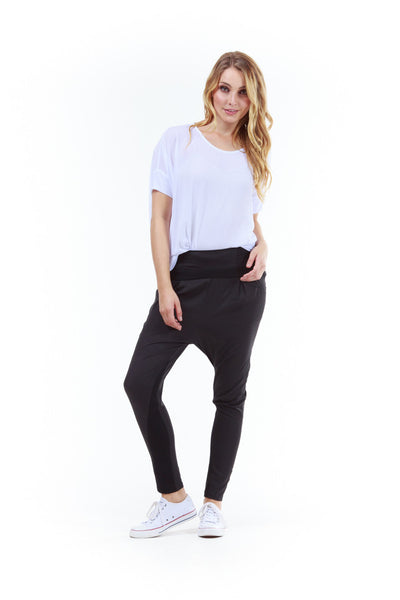 Pretty Basic Gabriel Pant - Black