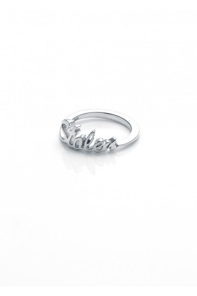 Stolen Girlfriends Club - Stolen Script Ring