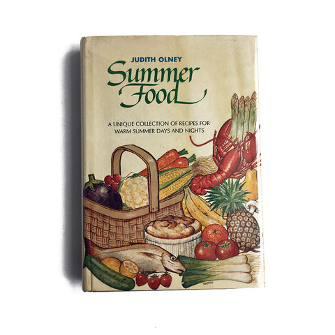 Summer Food by Judith Olney