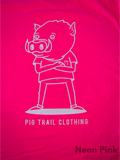 Pig Trail Clothing Logo Tees