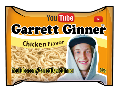 (NEW) Ramen Packet sticker