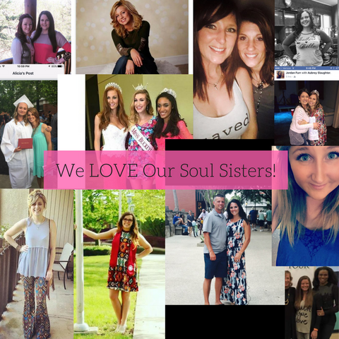 We Love Our Soul Sisters!