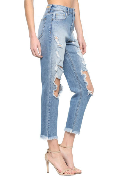 McDaniels Distressed Jeans