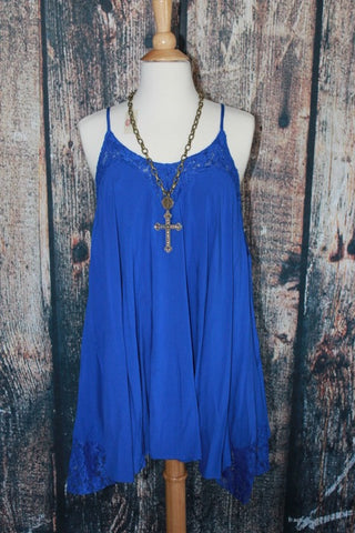 Bonnie Blue Dress