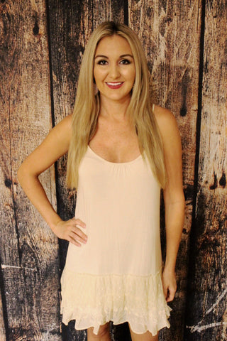Country Slip Dress