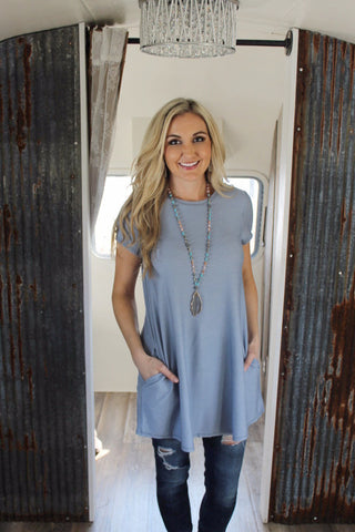 Blue Jean Baby Tunic