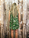 The Charleston Palm Dress