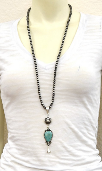 San Antone Squash Necklace