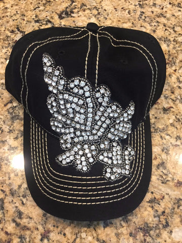 Bling Ball Cap - Black