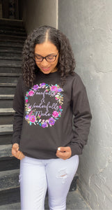 Fearfully & Wonderfully Made Sweatshirt