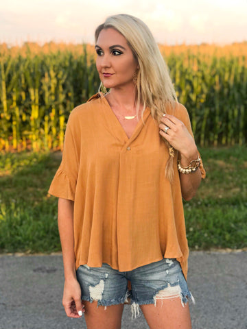 Honey Mustard Top