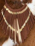On the Fringe Necklace & Earrings