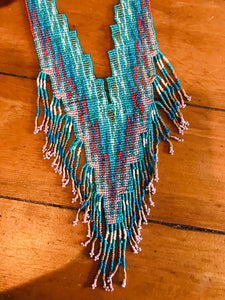 Sedona Seed Bead Necklace