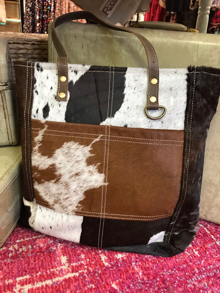 Fort Worth Animal Print Tote Bag