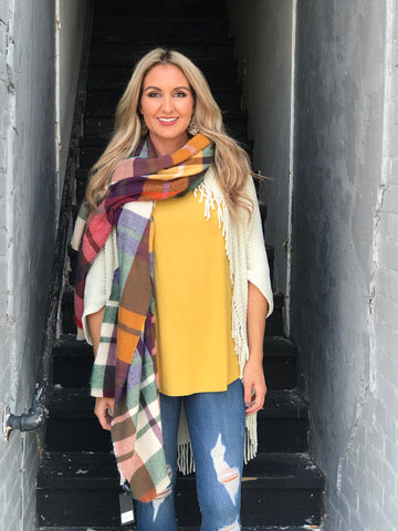 Southernista Blanket Scarf