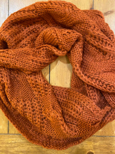 Infinity Scarf in Rust