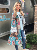 The Dolly Boho Patch Duster