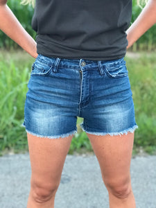 Blue Jay Denim Cutoffs