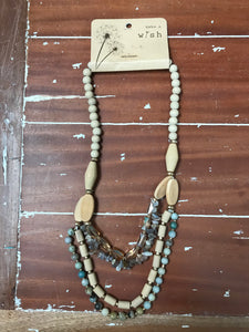 Native Beaded Necklace