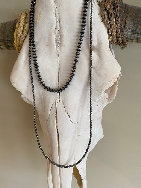 Caldwell Short Pearl Necklace