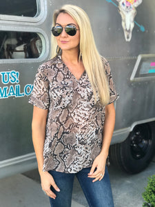 Copperhead Road Blouse