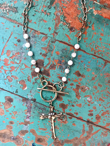 Gotta Have Faith Cross Necklace