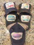 Navy Glamper Hats