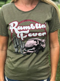 Ramblin Fever Tee