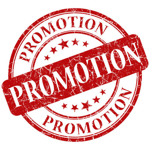 Promotions Sponsor (1 available)