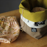 Bear Spirit Portable Yarn Bowls - Gold or Lake