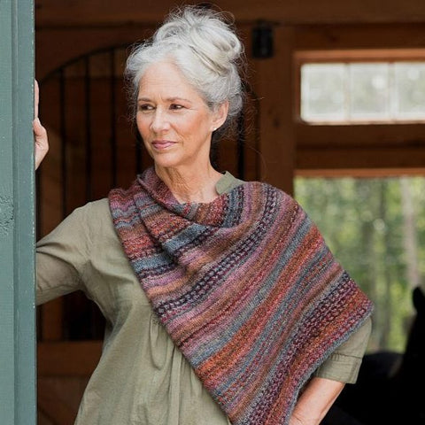 Broderie Shawl Kit (Pattern Included) - From Little Women!