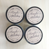 Hygge - Circle of Stitches Exclusive Candles - 4oz, 8 oz, 12 oz