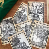 The Tarot of Vlad Vampire