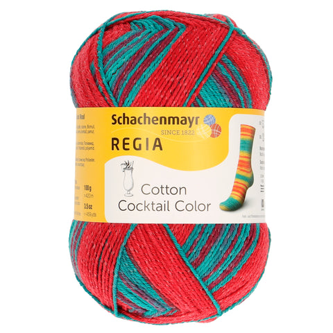 Regia Cotton Cocktail Sock Yarn