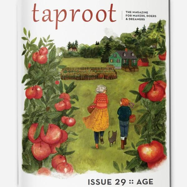 Taproot Issue 29: Age