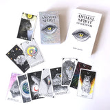 Animal Spirit Deck and Guidebook Boxed Set by The Wild Unknown