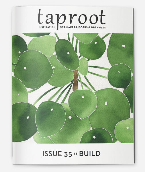 Taproot Issue 35: Build