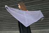 Belladonna Shawl Pattern - Digital Download