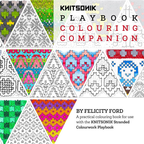 Knitsonik Stranded Colouring Companion