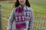 The Familiar Cowl Knitting Pattern - Digital Download