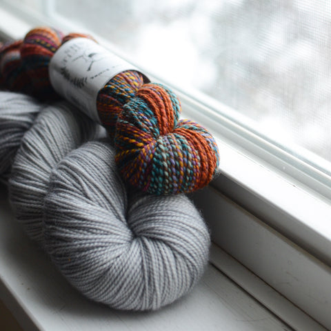 Toil & Trouble Hand Dyed Yarn - Sonnet
