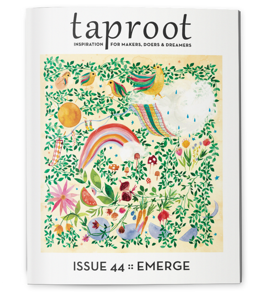 Taproot Issue 44: Emerge